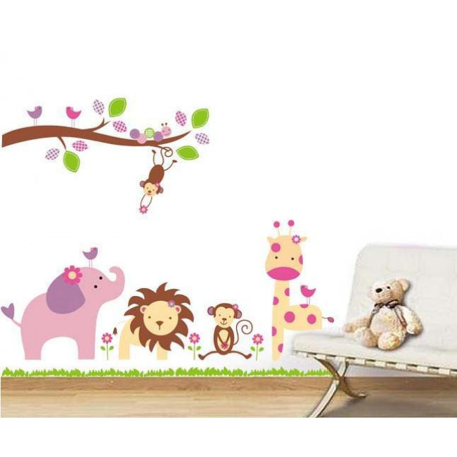 babykamer dierentuin ~ lactate for ., Deco ideeën