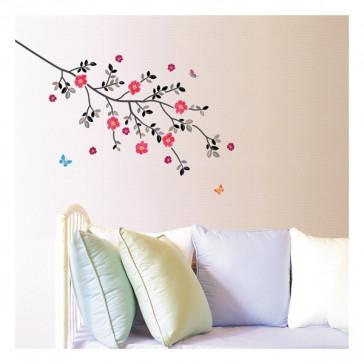 muurstickers bloemen gallerij