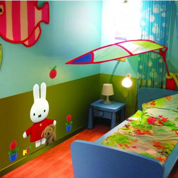 muurstickers babykamer nijntje