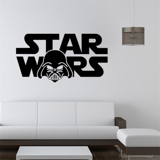 Citaten Uit Star Wars : Muurstickers star wars superhelden film muurstickers