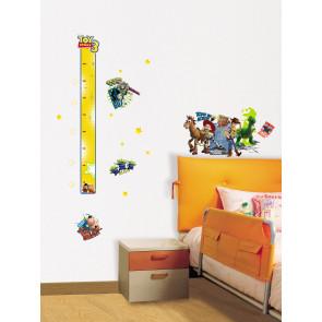 muurstickers kinderkamer toy story lengte meter