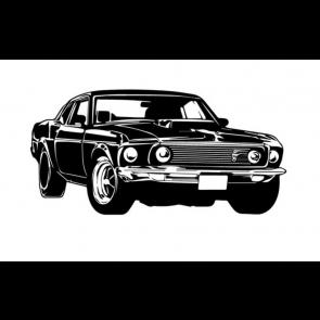 Mustang Sport Auto