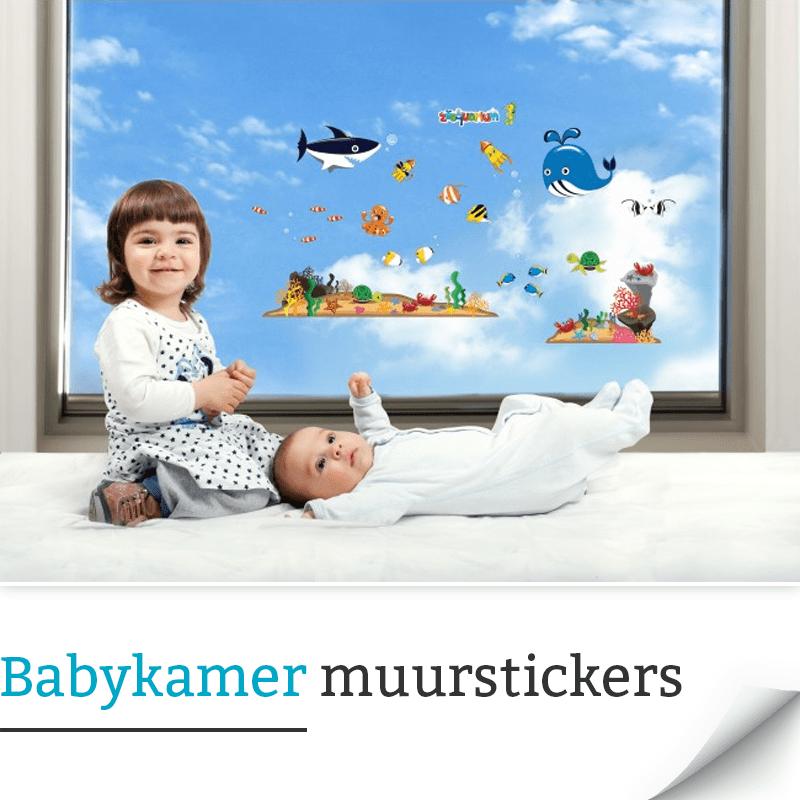 Goedkope Muurstickers Babykamer